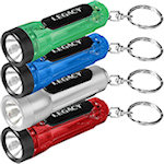 Mini Torch Light With Key Rings
